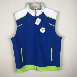 NEW Olympic Games Vancouver 2010 Vest XL